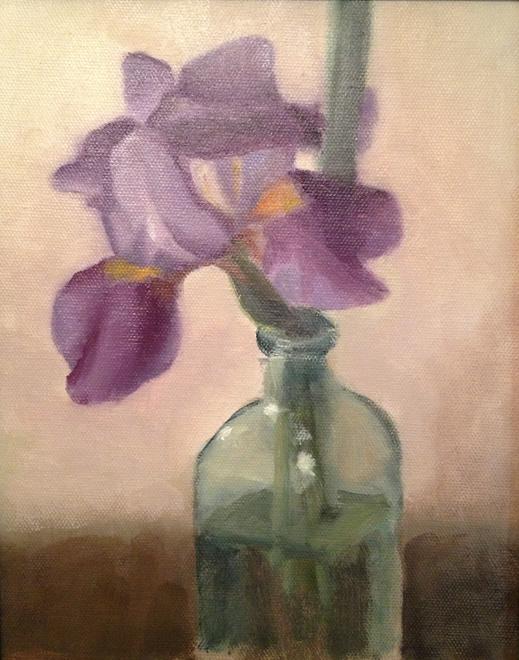 May 4 - Iris